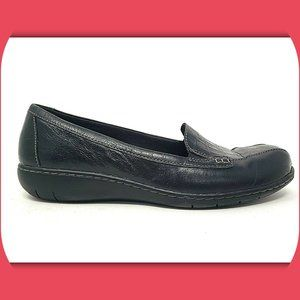 CLARKS Collection Croc Print Loafers